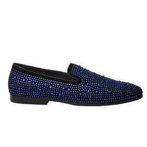 Jump New York Luna jeweled men's dress loafers